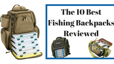 Photo of 10 Best Fishing Backpacks (Top Picks for 2019)
