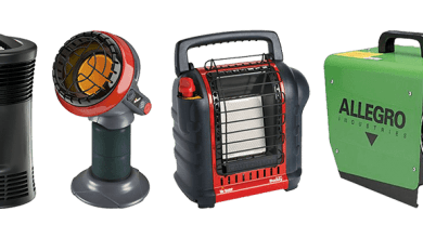 Photo of 12 Best Tent Heaters Reviewed For Hiking, Camping and Exploring
